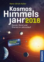 Titelbild Kosmos Himmeljahr 2016