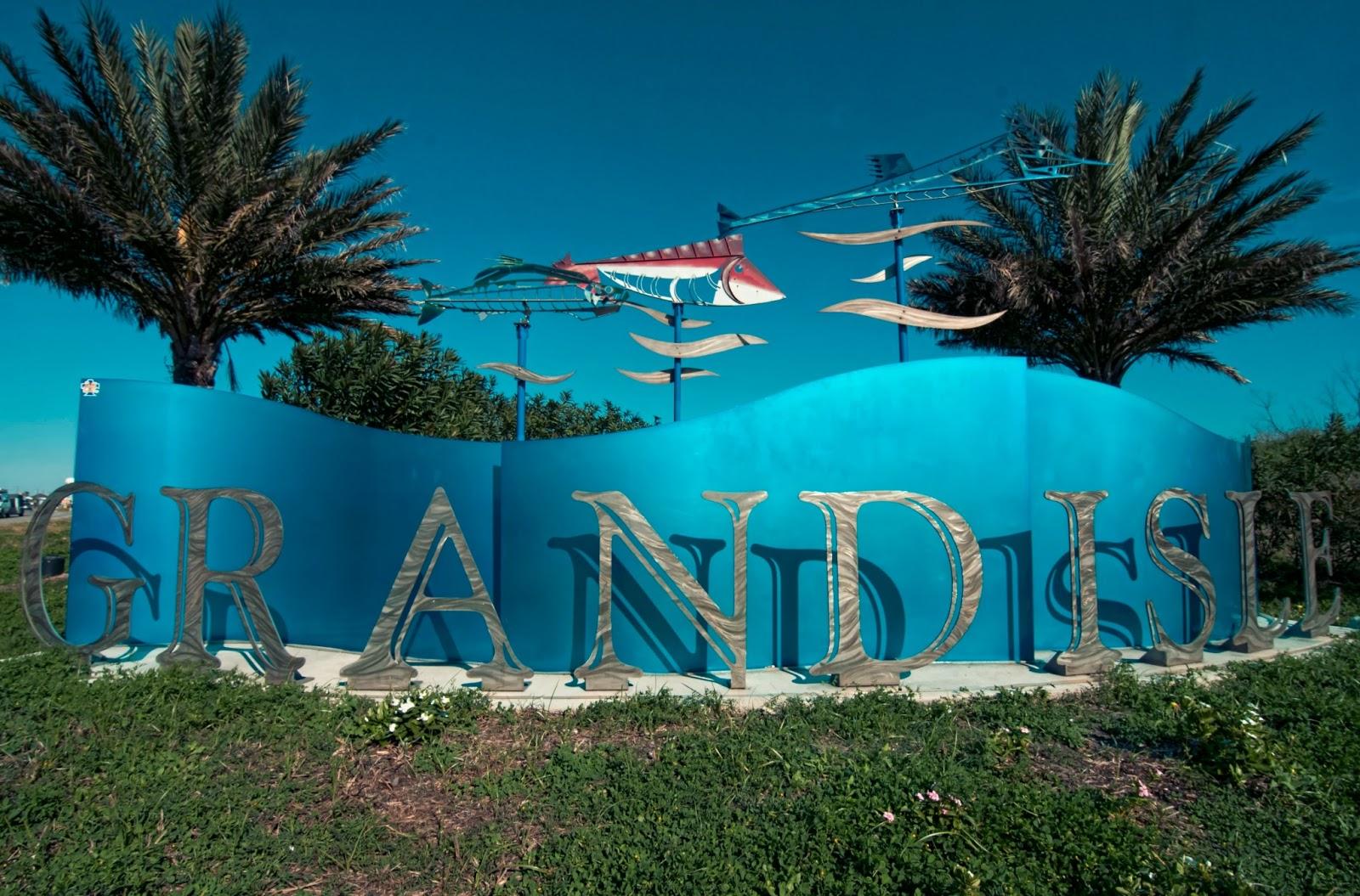 Grand Isle La Sign