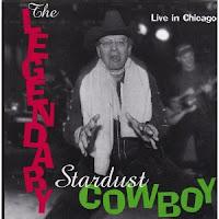 Portada de Live in Chicago de The Legendary Stardust Cowboy (1998)
