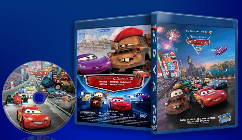 Cars 2 . 2011 Full Movie For Download At Approx Free Price ...