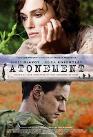 Book cover for Atonement by Ian McEwan