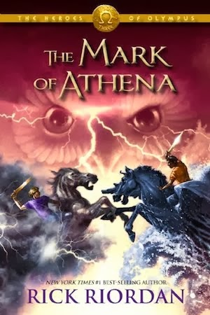 The Mark of Athena (Book 8)
