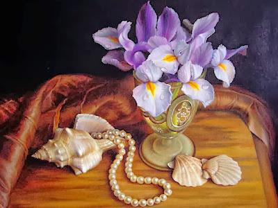 bodegones-frutas-y-flores