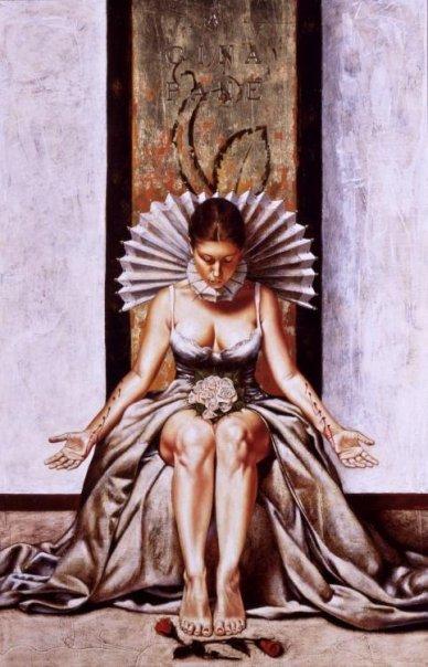 Saturno Buttò 1957 | Italian surrealist painter