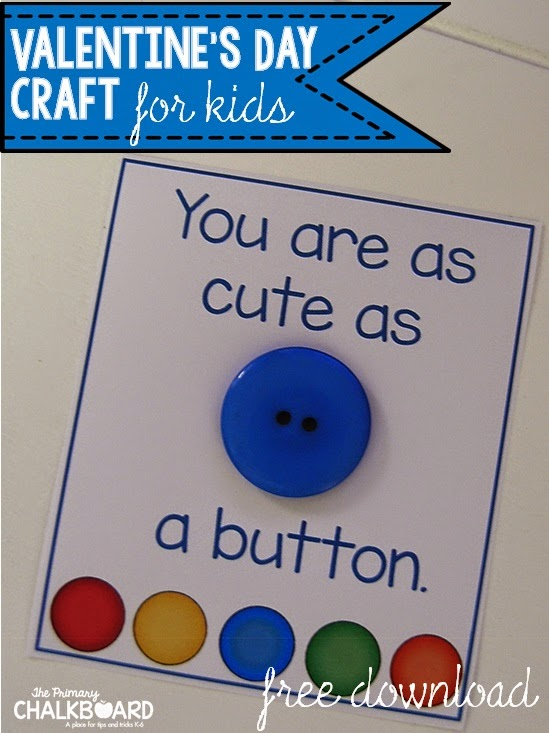 You are as cute as a button and more Valentine's sayings
