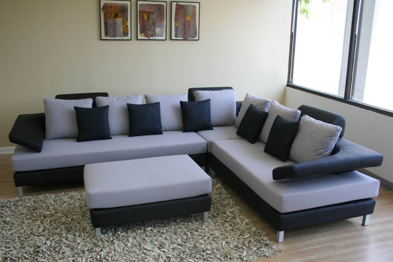 Modern Sofa Set Designs (10 Image)
