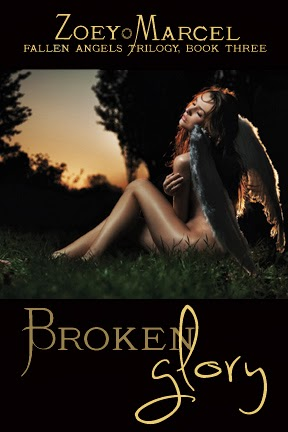 Broken Glory (Fallen Angels 3)