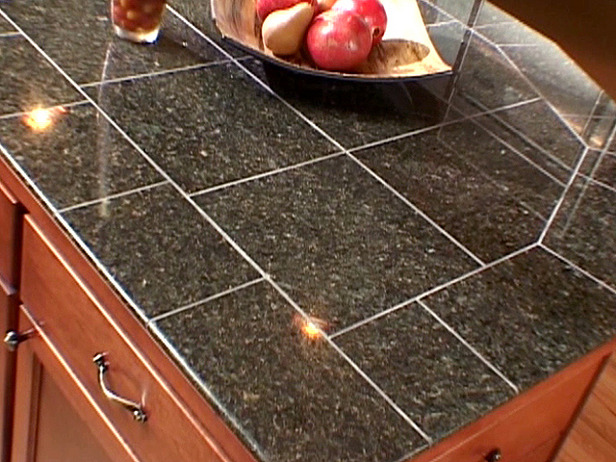 Kitchen Countertop Tile Ideas