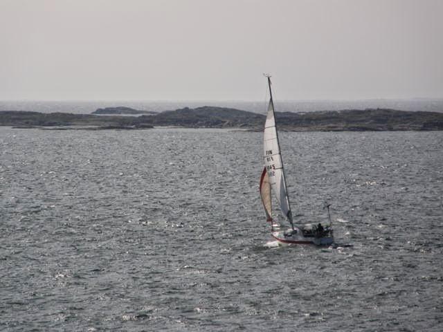 Selina Kökarin vesillä