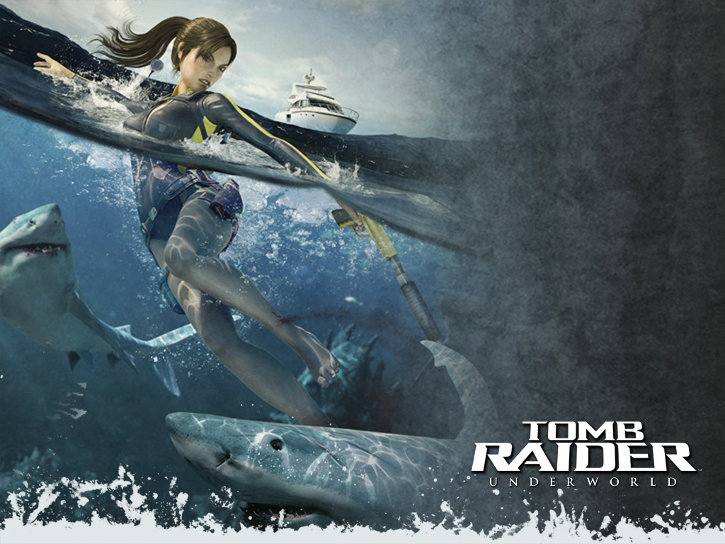 Tomb Raider HD & Widescreen Wallpaper 0.477298099654527