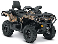 2013 Can-Am Outlander MAX XT 800R ATV pictures 1