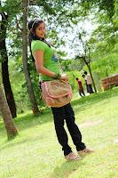 Priyamani, Cute, Photoshoot, In, Green
