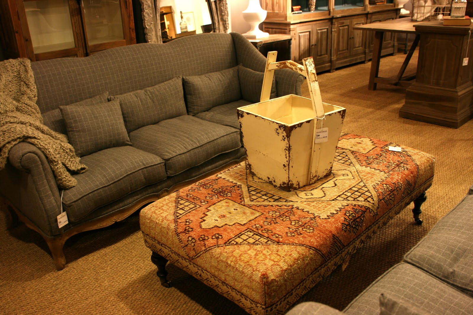 H. D. Buttercup, The Furniture Marketplace