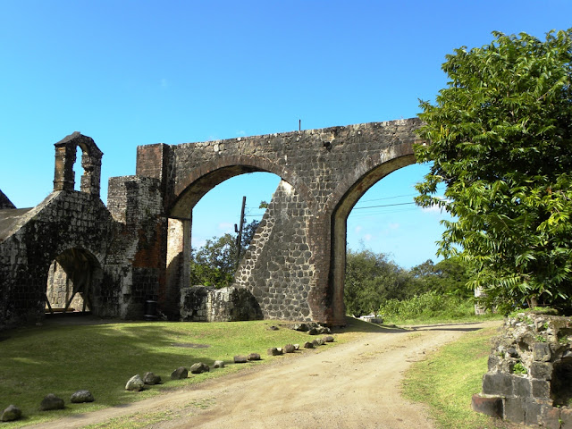 Old Sugar Mill St. Kitts