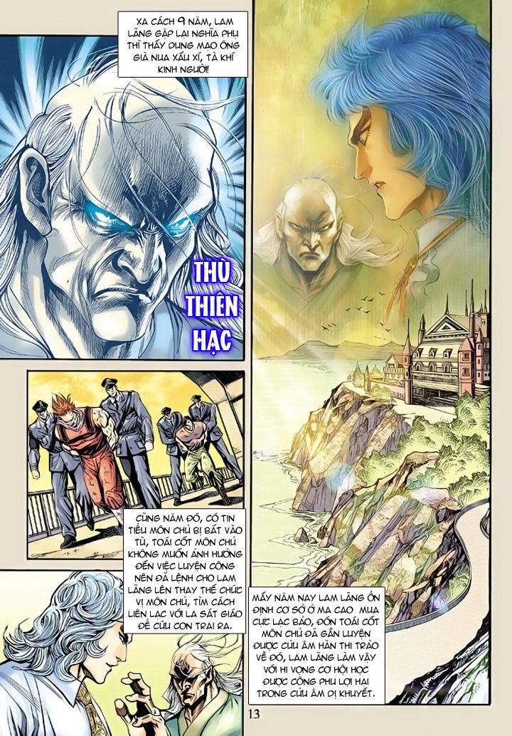 Tân Tác Long Hổ Môn chap 175 - Trang 13