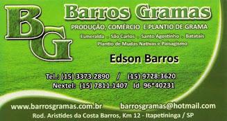 BARROS GRAMAS