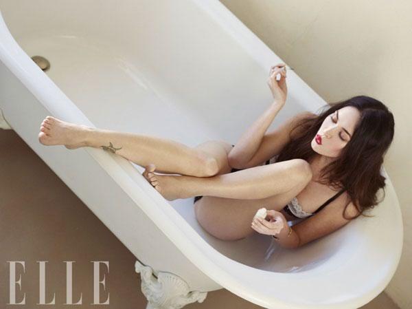 Megan Fox – Elle Magazine Photoshoot