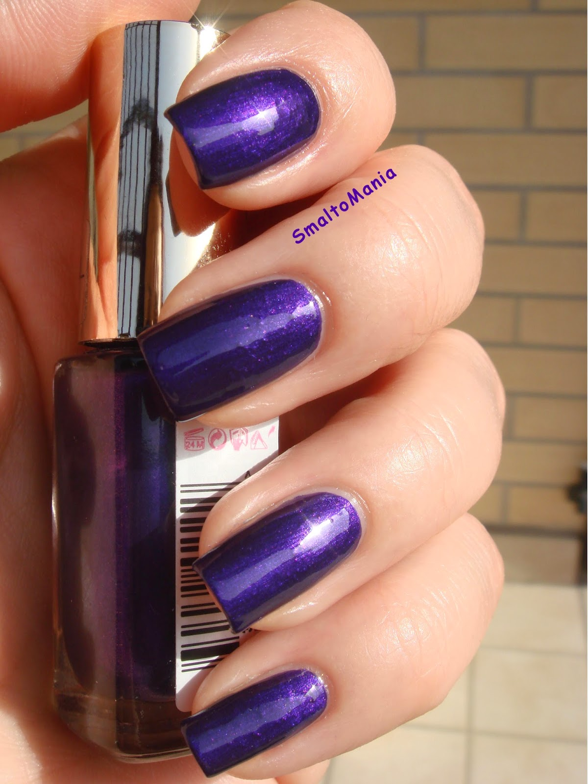 L'Oreal Color Riche n.609 Divine Indigo