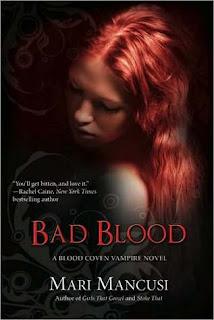 BadBlood Review: Bad Blood by Mari Mancusi