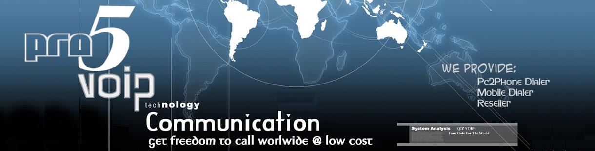Pro5 Caller Service