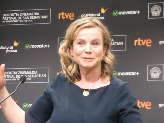 Emily Watson, Premio Donostia 2015, Zinemaldia
