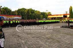 897 Polisi dan 406 TNI Amankan Pilkades Serentak