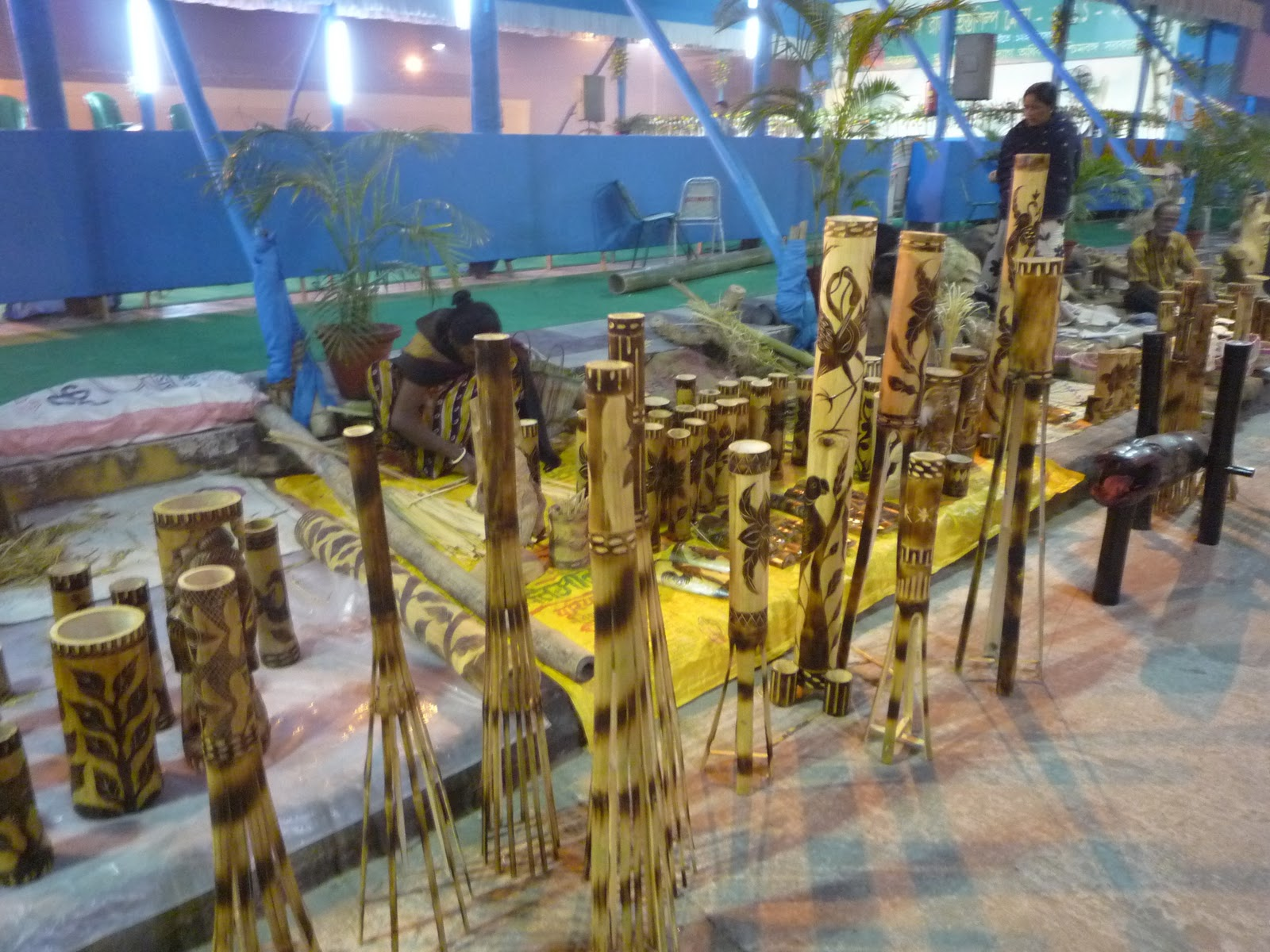 Handicrafts Fair At Kolkata 2011