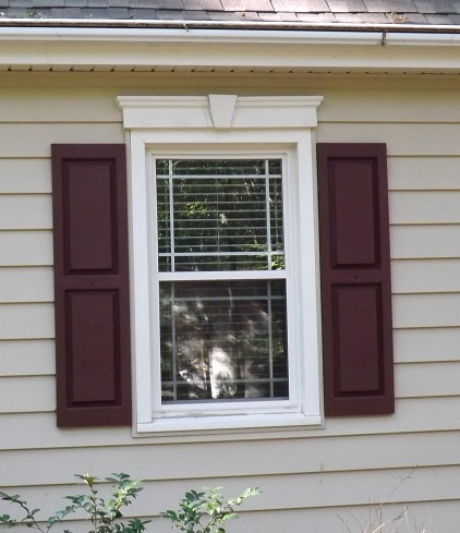 Biddle Bits How To Paint Vinyl Shutters