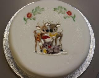 Cake Decorating Centre Greensborough : Flour Power Cake Journey: Basic cake decorating with a ...