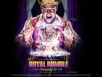 Luchas Para Royal Rumble 2012