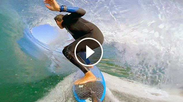 GoPro Uncle Ted s Mexican Barrels - GoPro of the World February Winner