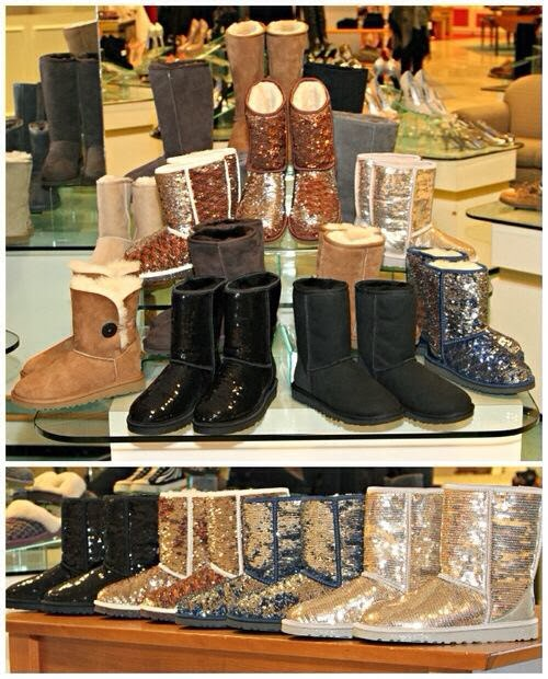 Bright Ugg Boots with Different Colors, Amazing Boots, Black Brown Silver Golden Ugg Boots