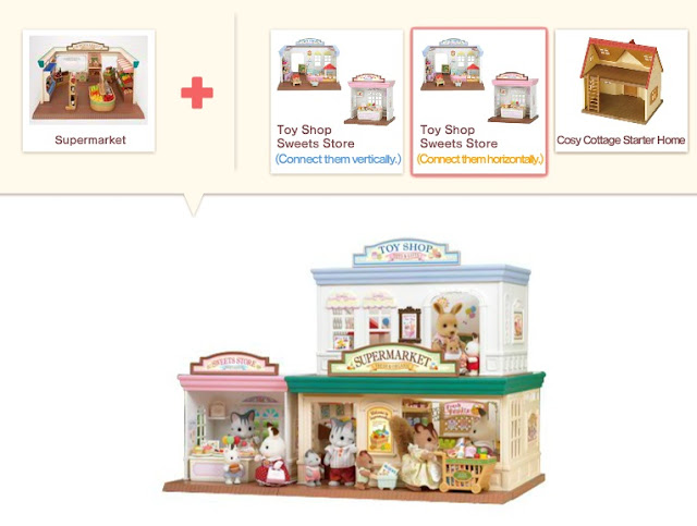 Sylvanian Families, Christmas Gifts, doll house