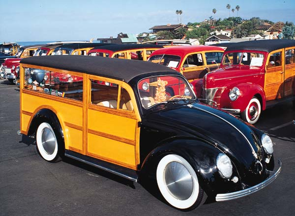 Your Daily Car Fix Mooneyes V Woody
