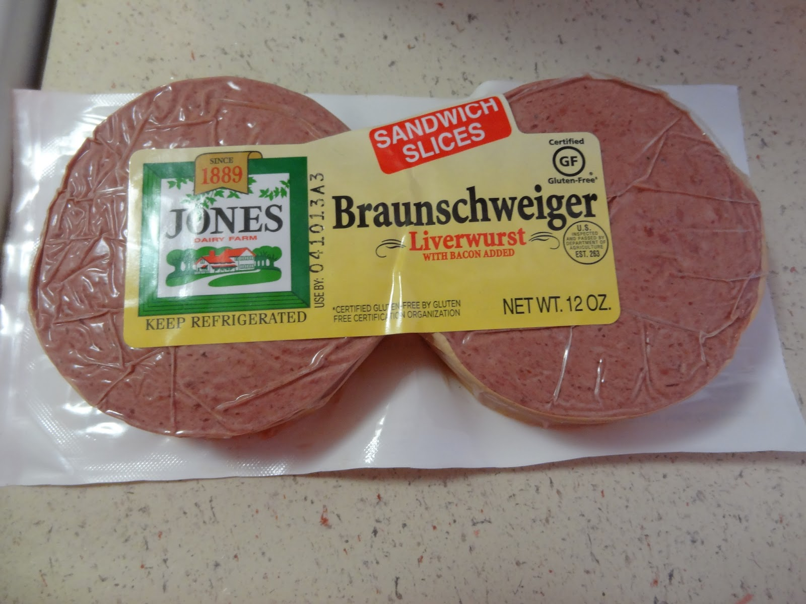2620012510 furthermore 4470000999 moreover Open Faced Liverwurst Sandwich further Liver Sausage together with Product Vollwerth View. on braunschweiger ingredients