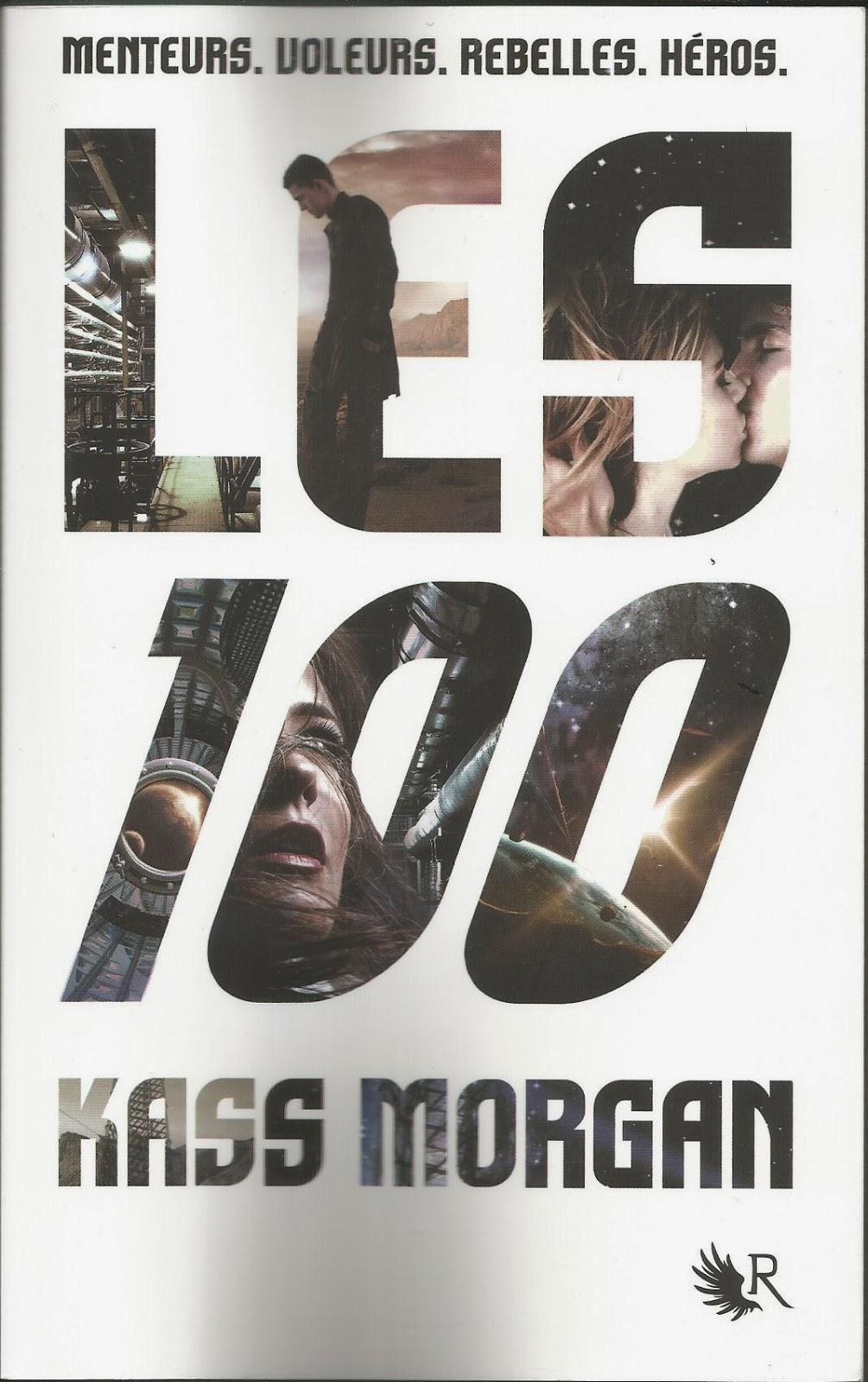 Les 100 kass Morgan - Couverture