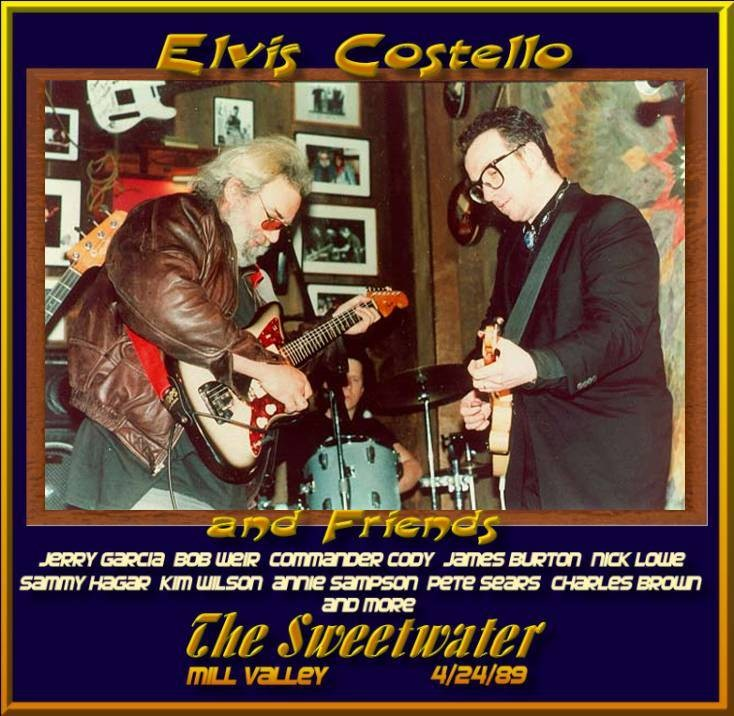 BB Chronicles: Elvis Costello - 1989-04-24 - Mill Valley, CA (w ...