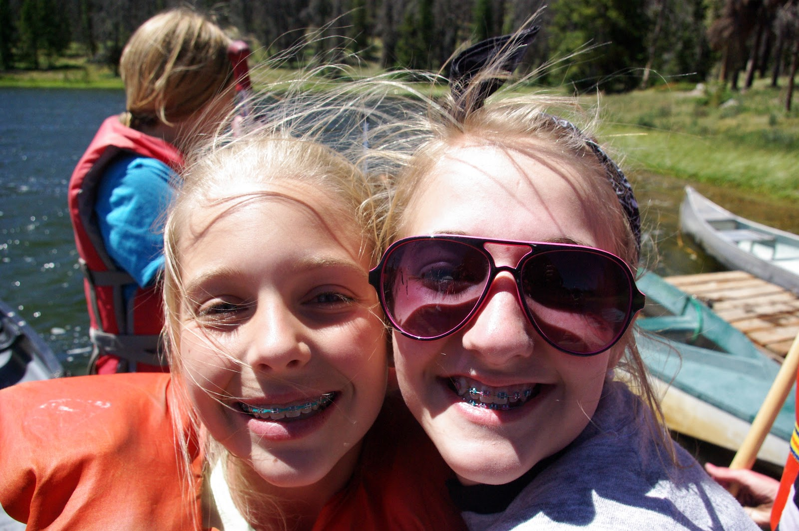 """june lake girls Four die after boat capsizes in bear lake wednesday, june 3, 2015, 1:29 am who it called """"one of the sweetest girls on earth,"""" raised its."""