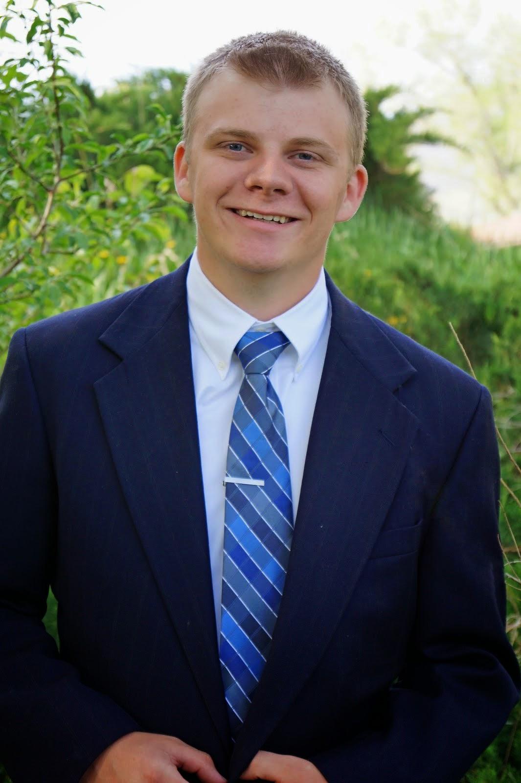 Elder Dallin Lambertsen