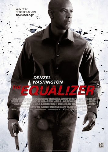 Poster Of The Equalizer 2014 In Hindi Bluray 720P Free Download