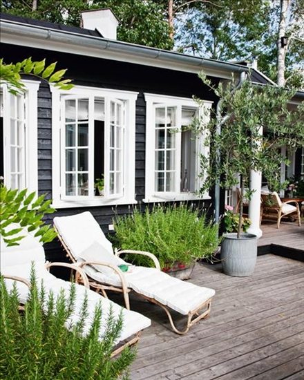 Bild fr n - The writers cottage inspiration by design ...