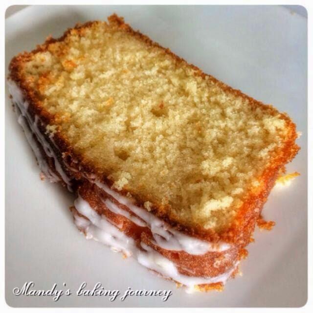 Low Calorie Lemon Drizzle Cake