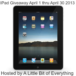 ipad+picture iPad Giveaway! (April 1st   April 30th)