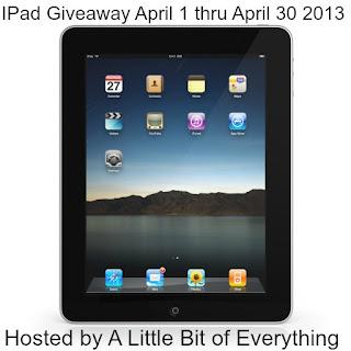 ipad+picture iPad Giveaway! (April 1st   April 30th)