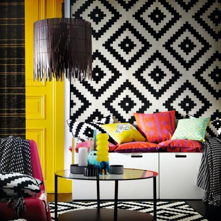 Some The Bold Graphics Patterns Reminds Me Of Traditional Hand Woven Ethnic Rugs Where Pattern Is Created By Various Geometric Shapes