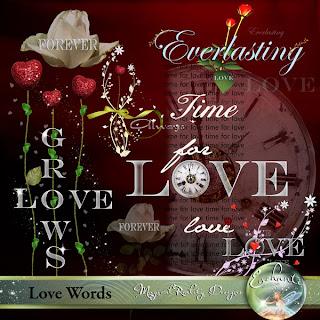 Ucapan Cinta - Perbincangan Hati