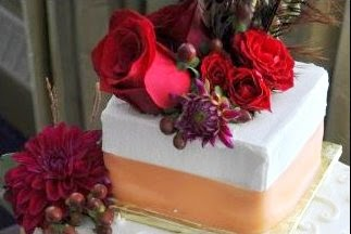 Fall Wedding Spice Cake