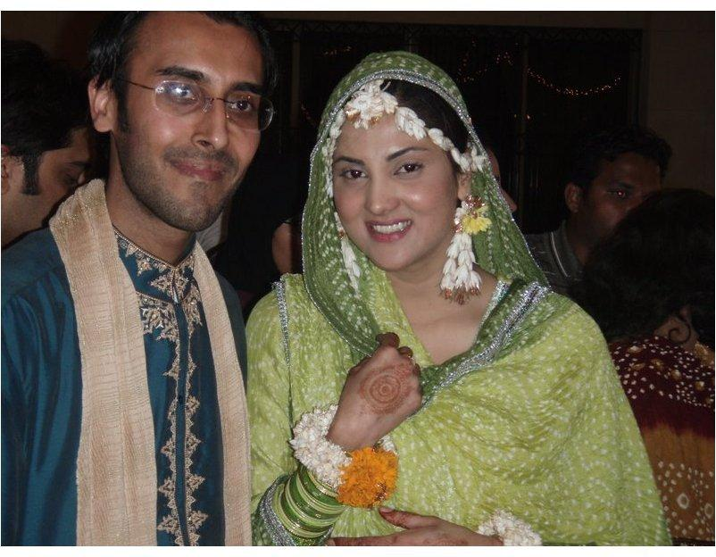 Fiza Ali Marriage Pictures