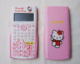Kalkulator Hello Kitty