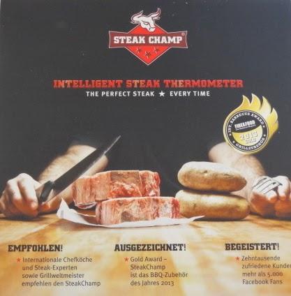 Produkttest SteakChamp